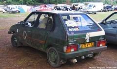 Citroën Visa Club (XBXG) Tags: auto old france classic car club race vintage french automobile track euro citroën 2006 voiture mans le frankrijk bugatti circuit 72 lemans visa ancienne sarthe française citro eurocitro citroënvisa