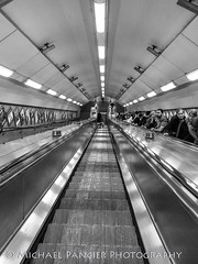 Stairway to the Underground (Michael Pancier Photography) Tags: uk travel vacation england london unitedkingdom gb travelphotography commercialphotography naturephotographer michaelpancierphotography landscapephotographer fineartphotographer michaelapancier wwwmichaelpancierphotographycom summer2014