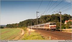 SNCF 115003 @ Fossoy (Wouter De Haeck) Tags: paris l1 strasbourg picardie sncf ter parisest aisne corail rff bb15000 valléedelamarne saintdizier fossoy nezcassé réseauferrédefrance transportexpressrégional
