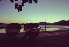 DSC00210 (DD Sardi) Tags: santa sunset brazil sol praia beach brasil de do prdosol monica da fim noite es por santo tarde espirito nightfall esprito guarapari mnica cair eveningh