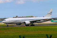 Mid East Jet Boeing 777-200 N777AS EIDW 280714 (gerrykane214) Tags: ireland dublin airport aviation business international boeing 777 bizjet 777200 eidw mideastjet n77as