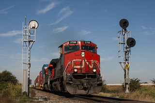 CN 106 Splitting the signals