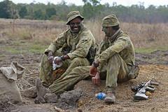 Australian Army (World Armies) Tags: australia queensland aus personnel australianregulararmy shoalwaterbaytrainingarea trainingactivity s20141839