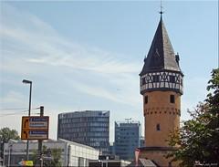Frankfurt am Main - Bockenheimer Warte