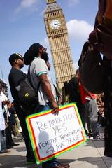 IMG_7009 (JetBlakInk) Tags: parliament rastafari downingstreet repatriation reparations inapp chattelslavery parcoe estherstanfordxosei reparitoryjustice