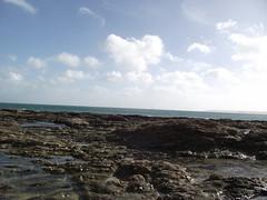 Sunday Walk - Falmouth (MaidinCornwall) Tags: sky seaside beach outdoor rockpools water walking cornwall