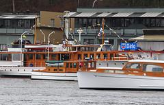 2395_MV Olympus_Thelonius_Sea Otter (lg evans Maritime Images) Tags: ©lgevans lgevans lge maritimeimages mvolympus motorvesselolympus flotilla floatilla hirammchittendenlocks farewell goodbye cya classicyachtassociation