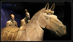 Terracotta Army (janetfo747 ~ off and on for a while) Tags: teracotawarriors army death afterlife emperor sculpture china