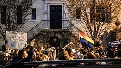 2017.04.01 Queer Dance Party - Ivanka Trump's House - Washington, DC USA 02112