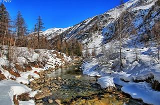 Passeggiare nella Val Ferret