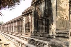 Exploring Angkor Wat