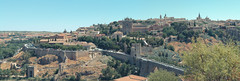 Toledo (hybbgo) Tags: spain city nature summer toledo ancient cityscape panorama