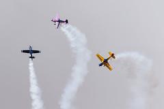 The Force (Trent Bell) Tags: lancaster foxairfield airport losangelescounty airshow 2017 california aircraft theforce billstein zivko edge540 mattchapman extra330lx robholland mxsrh
