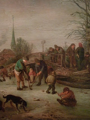 OSTADE (van) Isaac - Paysage d'Hiver (Custodia) - Détail 7 (L'art au présent) Tags: art painter peintre details détail détails detalles painting paintings peintures peinture17e 17thcenturypaintings peinturehollandaise dutchpaintings peintreshollandais dutchpainters tableaux custodia paris france holland hollande church église joueurs play game players fun plaisir pleasure patinage patineurs skating skaters hockey hockeysurglace ice icehockey man men snow winter hiver neige cold froid luge sled sledge lake lac lacgelé tree trees nature arbres figure figures people personnes auberges chevaux animal animaux animals dog dogs pet chien auberge hostel inn