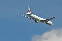 AC0849 LHR-YYZ (A380spotter) Tags: takeoff departure climb climbout belly beacon strobe boeing 777 300er cfivm ship738 aircanada aca ac ac0849 lhryvr runway09r 09r london heathrow egll lhr