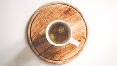 coffee cup. (jantschatschula) Tags: coffee morning coffeecup cup food white table minimal minimalist minimalism minimalistic shadow 169