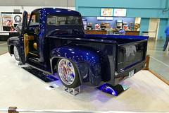 1955 Ford Custom (bballchico) Tags: ford pickuptruck custom portlandroadstershow prs2017 carshow 1955 f100