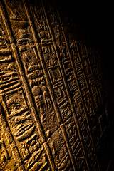 Dendera (mikeriddle1984) Tags: egypt egyptian travel temple nile adventure ancient history horus hieroglyphics sandstone carving religion power historic gold golden
