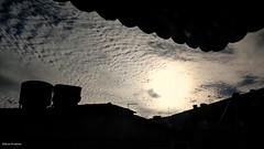 A paz de uma tarde . (Elâine Cristine) Tags: picmonkey sunset sol sun nuvens céu blue white recife pe flickr 2017 semana quartasunset sunrise luz day dia