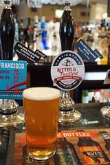 Harviestoun Bitter & Twisted - Oxford, UK (Neil Pulling) Tags: oxfordshire oxford city england uk beer realale pub pint harviestounbittertwisted