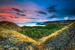 Tanjung Hills (©Helminadia Ranford) Tags: tanjung hills labuanbajo flores indonesia landscape sunset hill nature beautiful seaview asia