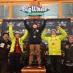 Big White Western Ski Cross Finals U12 MEN - RACE 2b PHOTO CREDIT: Todd Cashin