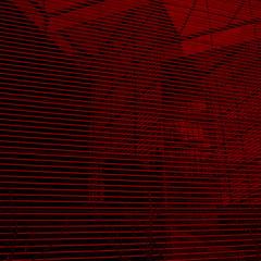 _2007.02.17 - 057-1-1-0-R. Londres. (David Velasco.) Tags: abstracto cuadrado rojo arquitectura londres