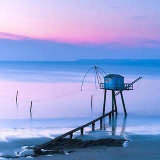 Rêve solitaire d'une pêcherie...
