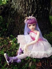 She's a beginner (☆Cydril☆) Tags: dim doll bjd mind dimdoll miru happy msd