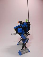 Mongoose Scout Walker (TheHunBear) Tags: toy toys lego moc custom space scifi mech mecha walker