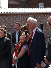 Lodal MP Nic Dakin addresses those gathered at the Hillsborough Memorial Service held at the Ashby Funeral care parlour on 15th April 2017 (Scunthorpe Life) Tags: scunthorpe liverpool football lfc hillsborough disaster tragedy jft96 nic dakin mp