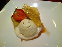 A Lovely Dessert (rougetete) Tags: indonesia bali denpasar westnusatenggara islandparadise birthdaytrip milestonebirthdaytrip 50 50thbday