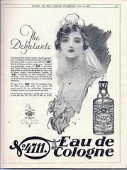 Punch June 6 1928 (hytam2) Tags: punch june 6 1928 ads advertisement thelondoncharivari 4535 volume clxxiv 174 4711 eaudecologne
