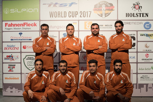 Team Iran Men D2