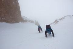 Canalone Bissolati (RenatoG_rm) Tags: bissolati cornogrande gransasso abruzzo montagna alpinismo
