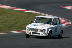 Touring Greats (2) ({House} Photography) Tags: hrdc touring greats tc63 brands hatch uk kent fawkham indy circuit racing motorsport car automotive canon 70d sigma 150600 contemporary housephotography timothyhouse old classic saloons rare alfa romeo italian