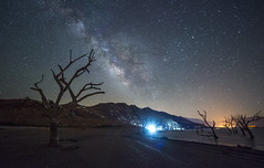Night Moves (Night Scapes) Tags: steverengers nightsky nightphotography milkyway kerncounty kernrivervalley lakeisabella