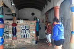 Toaleta publiczna Hundertwassera | Hundertwasser public toilet