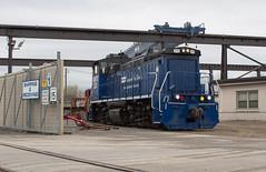 Canadian Erectors (Joseph Bishop) Tags: gmtx 223 mp15 trains train track tracks trilliumrailway stcatharines railfan railroad railway rail rails