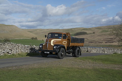 CEU 386  1954  Leyland Comet  Ken Dover  Road Run (wheelsnwings2007/Mike) Tags: ceu 386 1954 leyland comet ken dover road run 19th kirkby stephen brough classic commercial vehicle rally 2017 cumbria