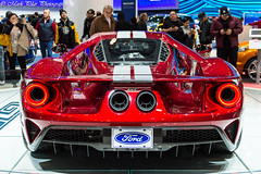 DSC_0091-3 (Mark Pilar) Tags: car cars autoshow ny newyork new display awesome wicked colors various motor wheels wheel handle 2017 exotic view gallery lights people crowd pose nikon d3200 35mm photography photo nice whoa hot like different cool gt red ford fordgt vehicle entertainment entertainmentshow facinating hotrod fast speed need want supremacy supreme higher faster better unique international