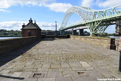 170423d054 (liverpolitan.) Tags: transporter bridge west bank widnes river mersey