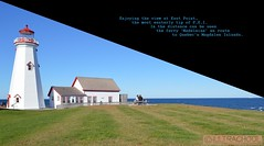 outdoors at East Point (Ultrachool) Tags: eastpoint princeedwardisland canada water lighthouse cans2s unlimitedphotos