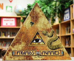 Pyramids and Mummies (Vernon Barford School Library) Tags: new school history anne reading book kingtut high king pyramid library libraries hard reads egypt books historic read cover egyptian bolton junior historical pyramids covers bookcover mummy middle vernon mummies recent tut bookcovers nonfiction tutankhamen antiquity hardcover antiquities barford kingtutankhamen hardcovers 9781416958734