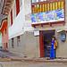 Peru, Ollantaytambo, store keeper #Ρeru