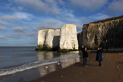 Waving In Botany Bay (cazphoto.co.uk) Tags: allison chalk kent julian cliffs botanybay margate canoneos100d canon1855mmeff3556isstm