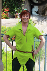 Peter Pan (jodykatin) Tags: disneyland peterpan facecharacter