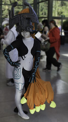 Midna (Poulsbozo) Tags: seattle costumes people usa anime cosplay manga link wa zelda characters sakuracon midna