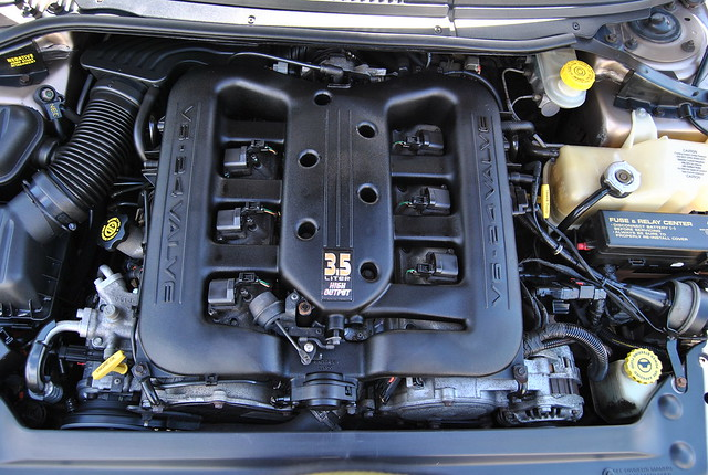 engine 1999 used chrysler 300m
