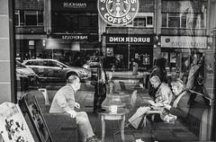 The transparent veil... (Tasdik) Tags: london streetphotography fujifilm colourstreetphotography